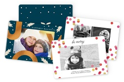 7. Shops These Products Holiday Stationery Cards