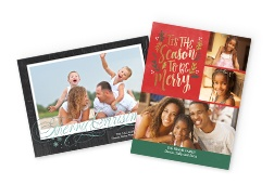 8. Shop These Products Holiday Photo Cards_