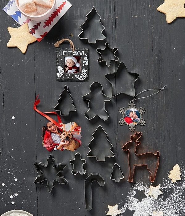 Christmas traditions, make personalized ornaments SC1